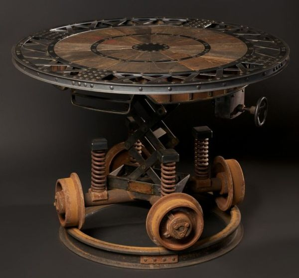 Recycled Furniture by Cory Barkman