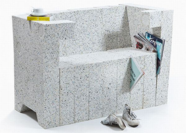 recycling chair sofa 1