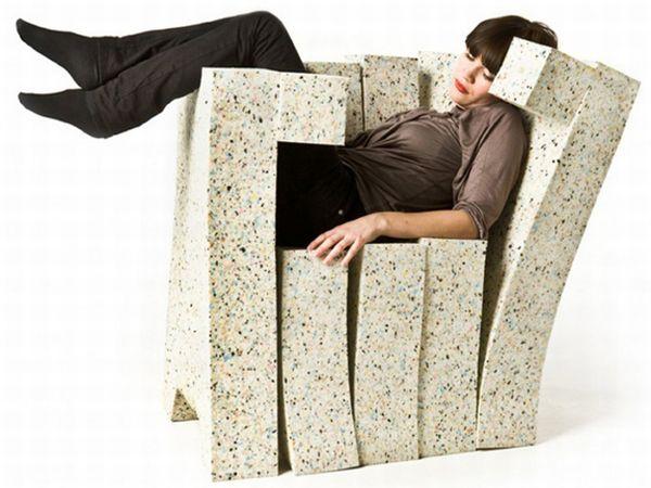 recycling chair sofa 3