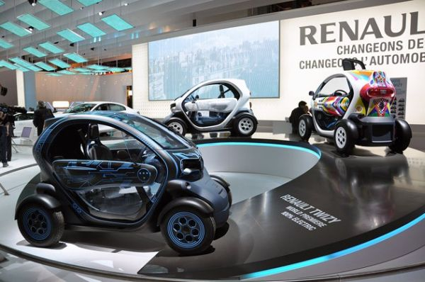 electric car motor horsepower. A Tiny Car Featuring 17-horsepower Engine Is About To Hit The Streets Pretty Soon. Electric Vehicle Named Renault Twizy Arriving With Price Tag Motor Horsepower