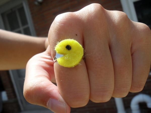 Ring Pac Man