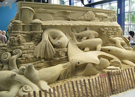 sand sculpture 18