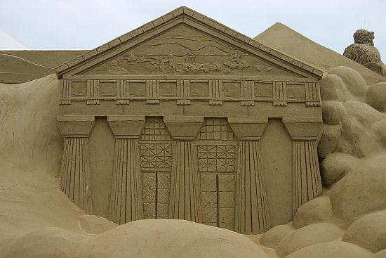 sand sculpture 20