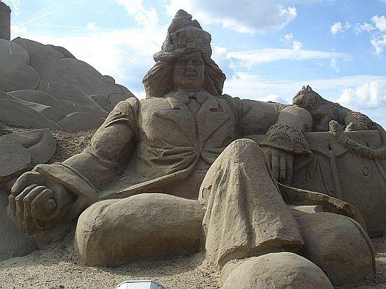 sand sculpture 23