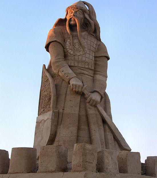 sand sculpture 37