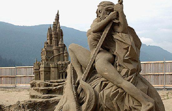 sand sculpture 40