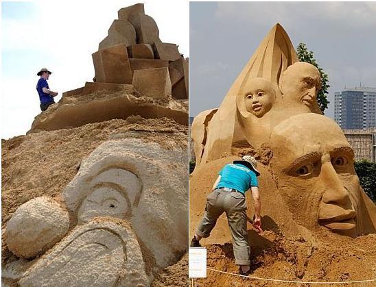 sandsation germany sand art