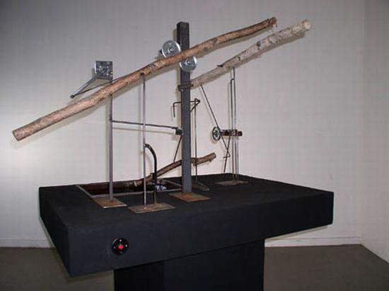 sculpture system dipper 1 joseph chirchirillo