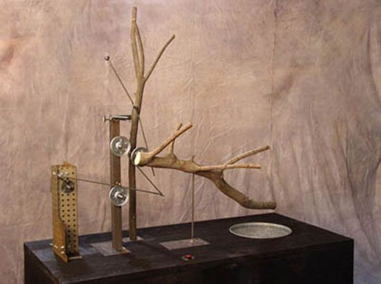 sculpture system dipper 2 joseph chirchirillo