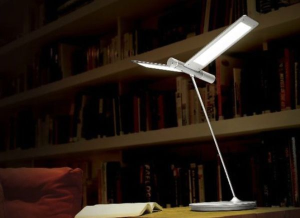 Seagull Lamp