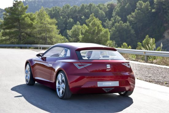 seat ibe all electric sports coupe 3