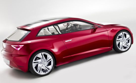 seat ibe all electric sports coupe 7