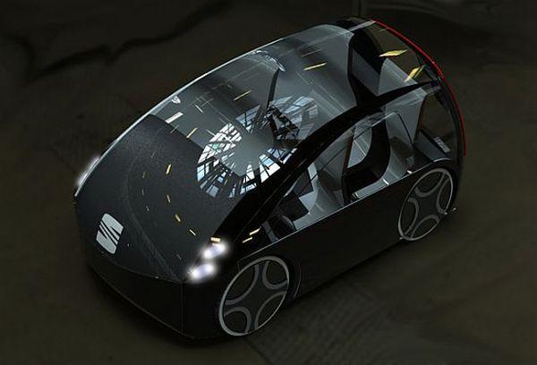 Seat Flexus concept electric car