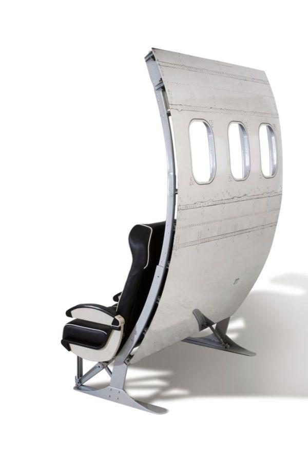 seat fuselage 4
