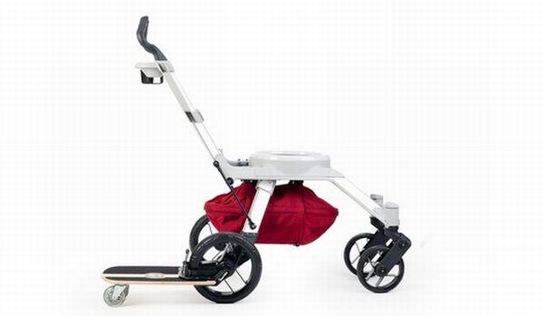 Sidekick stroller