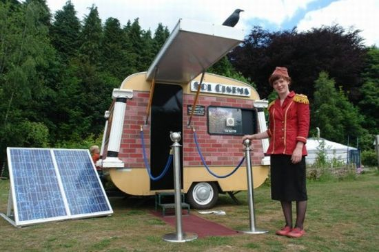 sol cinema solar powered movie house 1