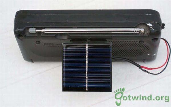 solar powered aadio 6
