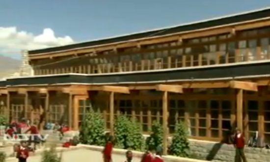 solar powered school ladakh 5
