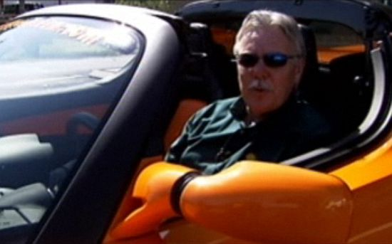 solar powered tesla roadster 1