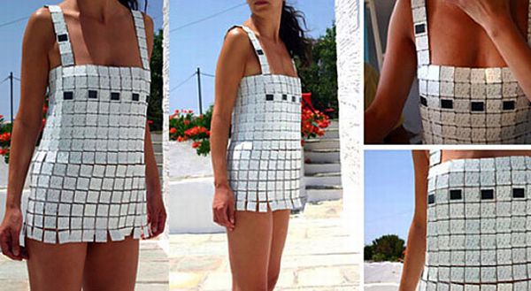 Solar energy generating clothes