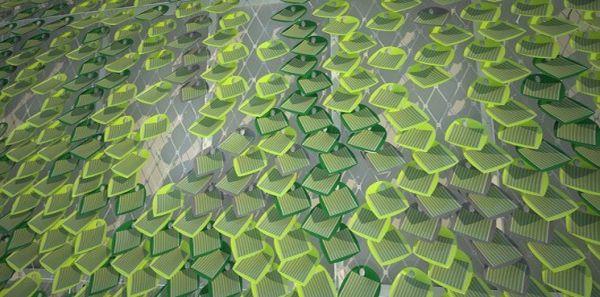 Solar Ivy