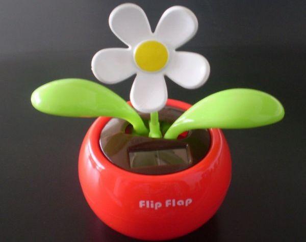 Solar Toys for desk