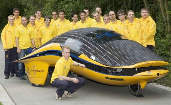 SolarWorld No.1