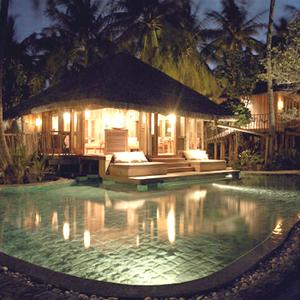 Soneva Fushi Resort — Maldives