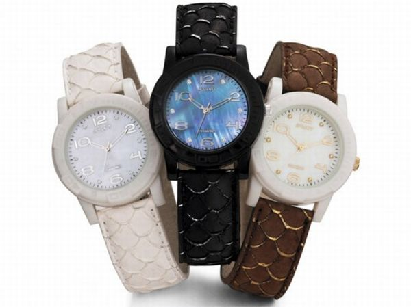 Sprout's new eco-friendly watch straps