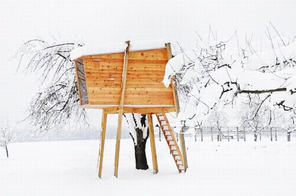 Spuce Treehouse