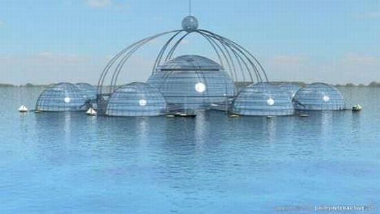 sub biosphere 2 project 1
