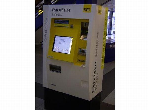 Sun-powered Vending Machines