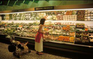 supermarket effecting climate change