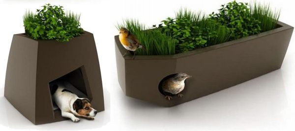 sustainable pet houses