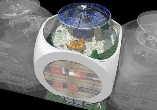 sybarite energy efficient nut house 1