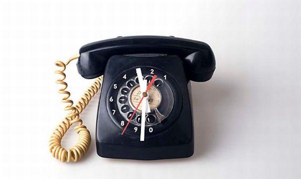 Telephone Clock 1