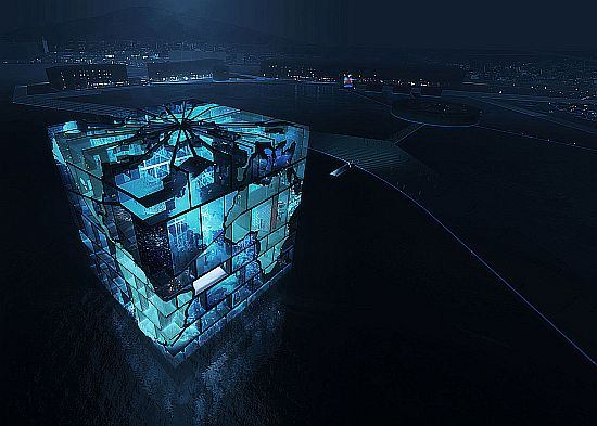 the water cube pavilion by mvrdv 2
