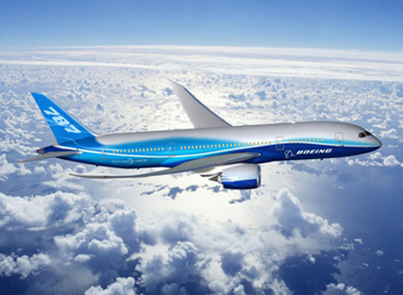 The Boeing's 787 DREAMLINER: Aircraft of Legend