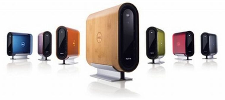 The Studio Hybrid eco-friendly small desktop