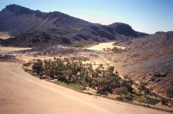 TImia Oasis, Niger