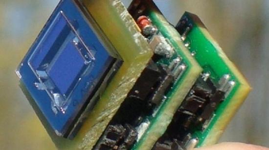 tiny piezoelectric device