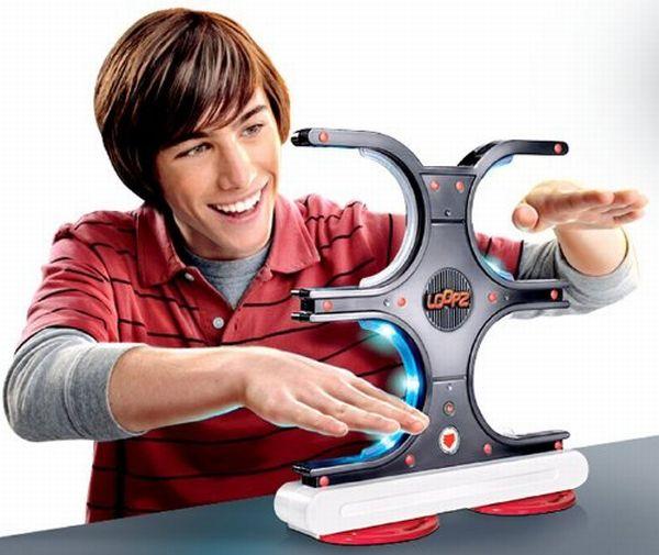 toys generate energy