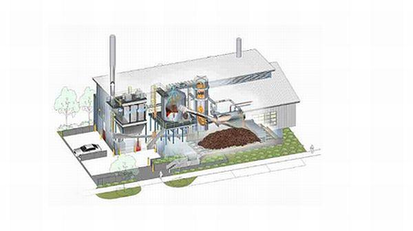 Turning Waste Wood into Gas-Fueled Energy