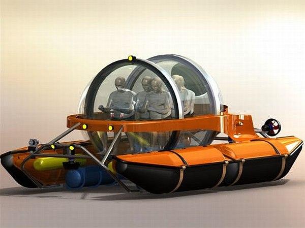 U-Boat Worx green submarines to go deep water