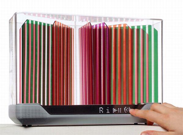 Ugly Dye sensitized solar cell