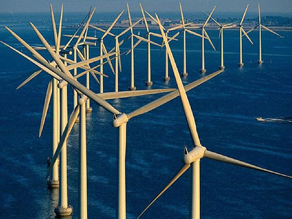 United Kingdom's offshore energy