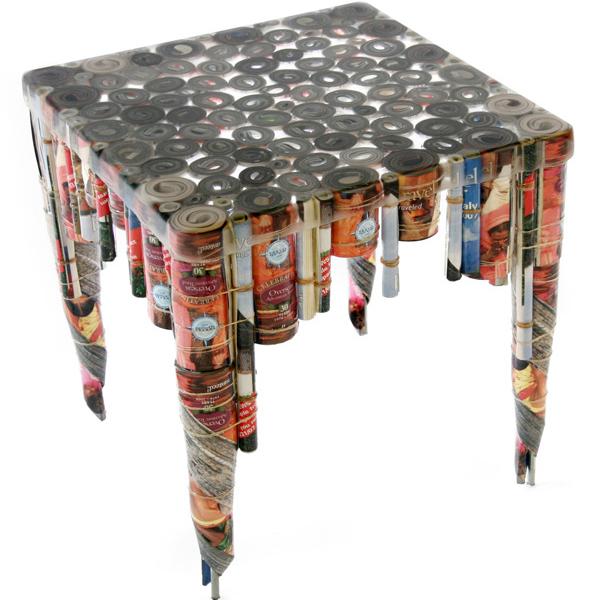 Unusual Table