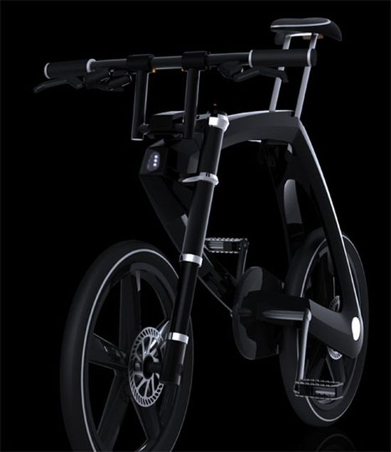 urban collapsible bicycle 3