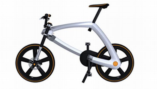 urban collapsible bicycle 6