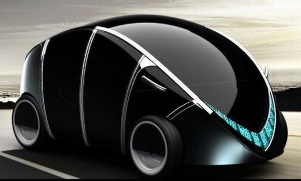Urban concept vehicle for the youth of 2020